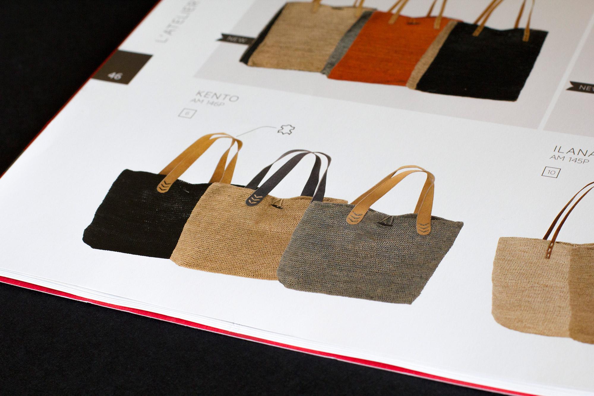 Création catalogue